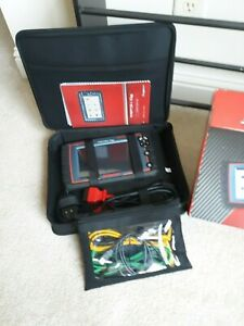 Snap On Triton D8 Eems343eur Scanner 20 2 Software Like New