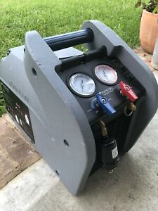 Inficon Vortex Dual Ac Refrigerant Recovery Unit Machine Great Newest Model