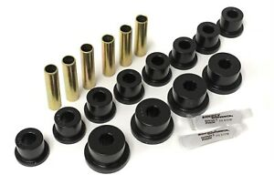 Leaf Spring Bushing Set Rear Energy 1 2102g Fits 86 95 Suzuki Samurai