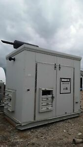 Engine Driven Well head Natural Gas Compressor