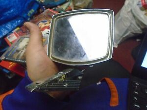 Vintage Car Side Mirror