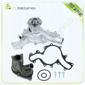 Water Pump Thermostat For Ford Explorer Sport Trac Ranger 4 0l 1f2215010