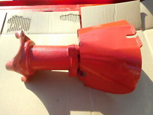 Ford 9n 2n 8n Tractor Pto Extension Adapter 1 1 8 To 1 3 8 With Shield