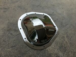 Chrome Differential Cover Ford 10 25 10 50 12 Bolt Powerstroke Diesel1986 2017