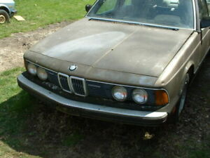 Parting Out 1984 Bmw 733i E23 Car M30b32 Motor What Do You Need