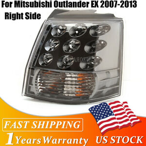 Right Light Tail For Mitsubishi Outlander Ex 2007 2008 2009 2010 2011 2012 2013