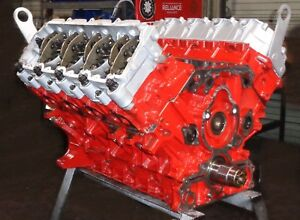 6 0 Ford Power Stroke Diesel Medium Performance Long Block Engine