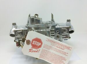 New Holley Carburetor 770 Cfm Electric Choke 80770 Shiny Finish Free Shipping