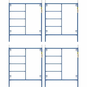 Metaltech Saferstack 6ft X 5ft Mason Frame 4 pack Model M mf7260psk4