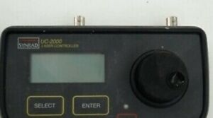 One Used Tested Synrad Uc 2000 Universal Laser Controller