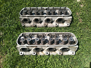 1987 1995 Ford Mustang 5 0l Ford Racing J Aluminum Cylinder Heads 302 Gt40 Cobra