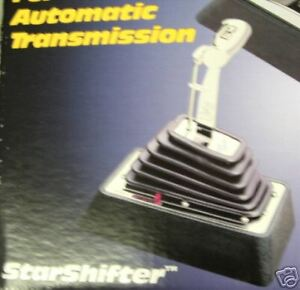 B M Star Shifter 3 Speed Automatic T 350 400 C 4 C 6 Chevy Ford Mopar Buick Gto
