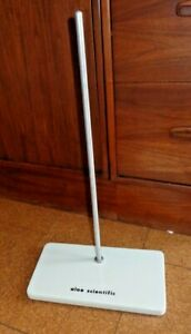 Aloe Scientific Fisher Porcelain Ring Lab Stand 13 X 7 X 1 Base 23 Rod 1 2 Od