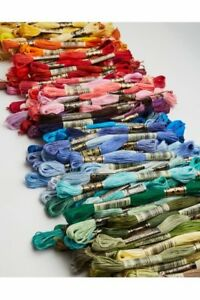 DMC Floss Pick your color 500 699 Brand New Free Shipping on 3 $0.99