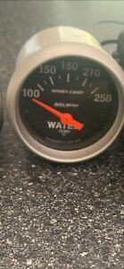 Autometer Mechanical Water Temp Gauge