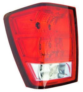 For 2005 2006 Jeep Grand Cherokee Tail Light Driver Left Side