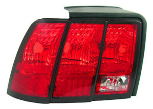 For 1999 2000 2001 2002 2003 2004 Ford Mustang Tail Light Driver Left Side