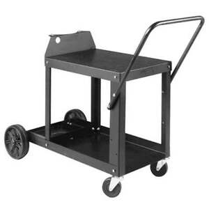Miller 042934 Universal Carrying Cart And Cylinder Rack