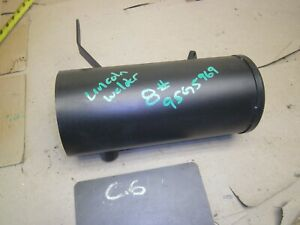 Lincoln Electric Generator Welder Gas Muffler Exhaust 140 145 185 Outback Nice