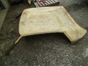 1971 1972 1973 1974 Amx Amc Javelin Roof Project In Rough Shape Channels Good
