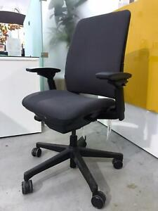Executive Office Chair Steelcase Amia Fabric Office Chair