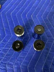 lot Of 4 Leitz Microscope Part Eyepiece A5 And A10