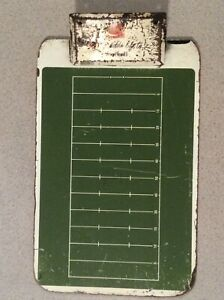 Coca-Cola Collectible Vintage Coca-Cola Football Clipboard