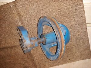 1949 50 51 52 53 Ford Mercury Flathead Radiator Pulley