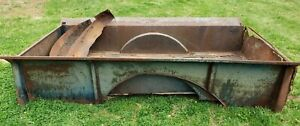Original Antique 1935 Chevy 9 Ft Truck Bed Original Tag Included