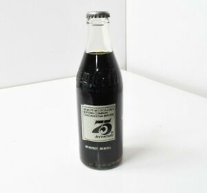 Coca Cola 75th Anniversary Bottle Chattanooga Tennessee