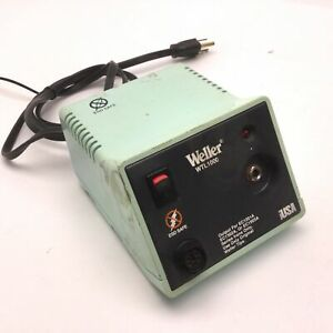 Weller Wtl1000 0 Soldering Station Power Unit 60w 120vac no Knob