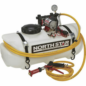 Northstar High pressure Atv Tree Sprayer 16 gallon Capacity 2 Gpm 12v
