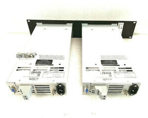 New Tait Data Radio Dual Power Supply Module X809 10 0000 30 Amp X 2 Fast Ship