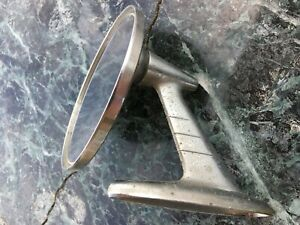 Vintage Car Joma 3 Jf 100 Original Chrome Rear Side View Mirror Hot Rod