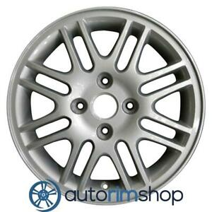 New 15 Replacement Rim For Ford Focus 2000 2011 Wheel Silver