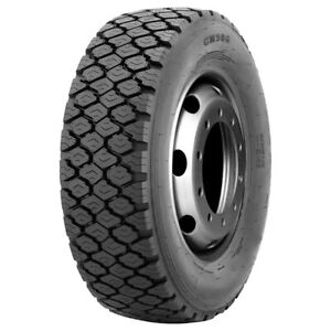 Trazano Cm986 225 70r19 5 Load G 14 Ply Drive Commercial Tire