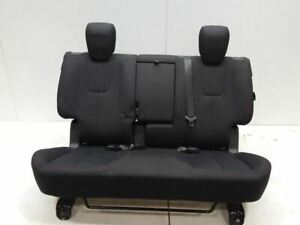 2013 Chevrolet Equinox Rear Seat 2nd Row Bench Cloth Oem 99841