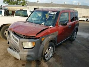 Seat Belt Front Bucket Seat Driver Buckle Fits 03 06 Element 343101