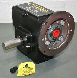 Winsmith C face Speed Reducer E26mwns 40 1 56c 140tc Right Angle 1hp Double