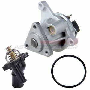 Water Pump Thermostat For 2007 2012 Mazda 3 2 0l 2 3l