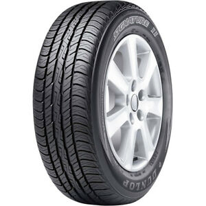 2 New Dunlop Signature Ii 215 60r16 95h A s All Season Tires