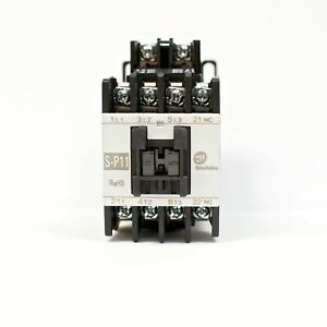 Shihlin Magnetic Contactor S p11 3a1b normally Closed Coil 24v