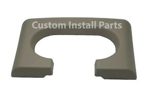 Center Console Cup Holder Replacement Pad Tan Color Fits Ford F150 2004 2014
