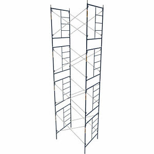 Metaltech M mfs726084k4 Saferstack 6ft X 5ft X 7ft Mason Frame set Of 4
