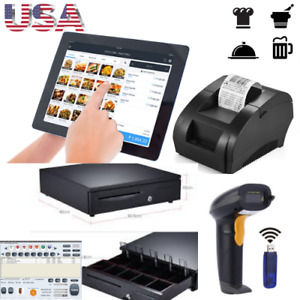 Pos System Register Retail Store Liquor Convenience Restaurant Bar Pizza Tablet