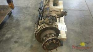 2005 Ford F350sd Pickup Front 4x4 Axle Assy 3 73 Ratio