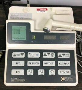 Chattanooga Intelect Legend 4 Channel Combo Ultrasound 4c With Applicator