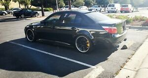 20 Inch 5x120 Bmw 3 Piece Forged Wheels Rims And Tires Used