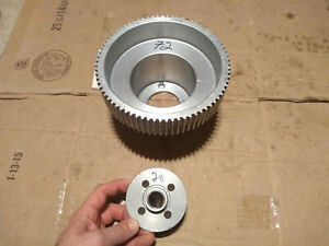 1986 1993 Ford Mustang 5 0l Vortech Supercharger Cog Pulley Cobra Gt40 302 Gt Lx