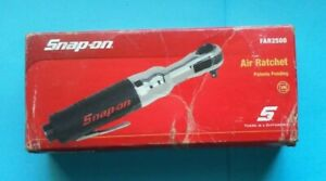 Used Snap On 1 4 Air Ratchet Soft Rubber Grip Far2500